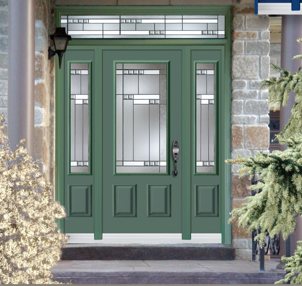 Feng shui your front door brock doors windows ltd for Garage feng shui