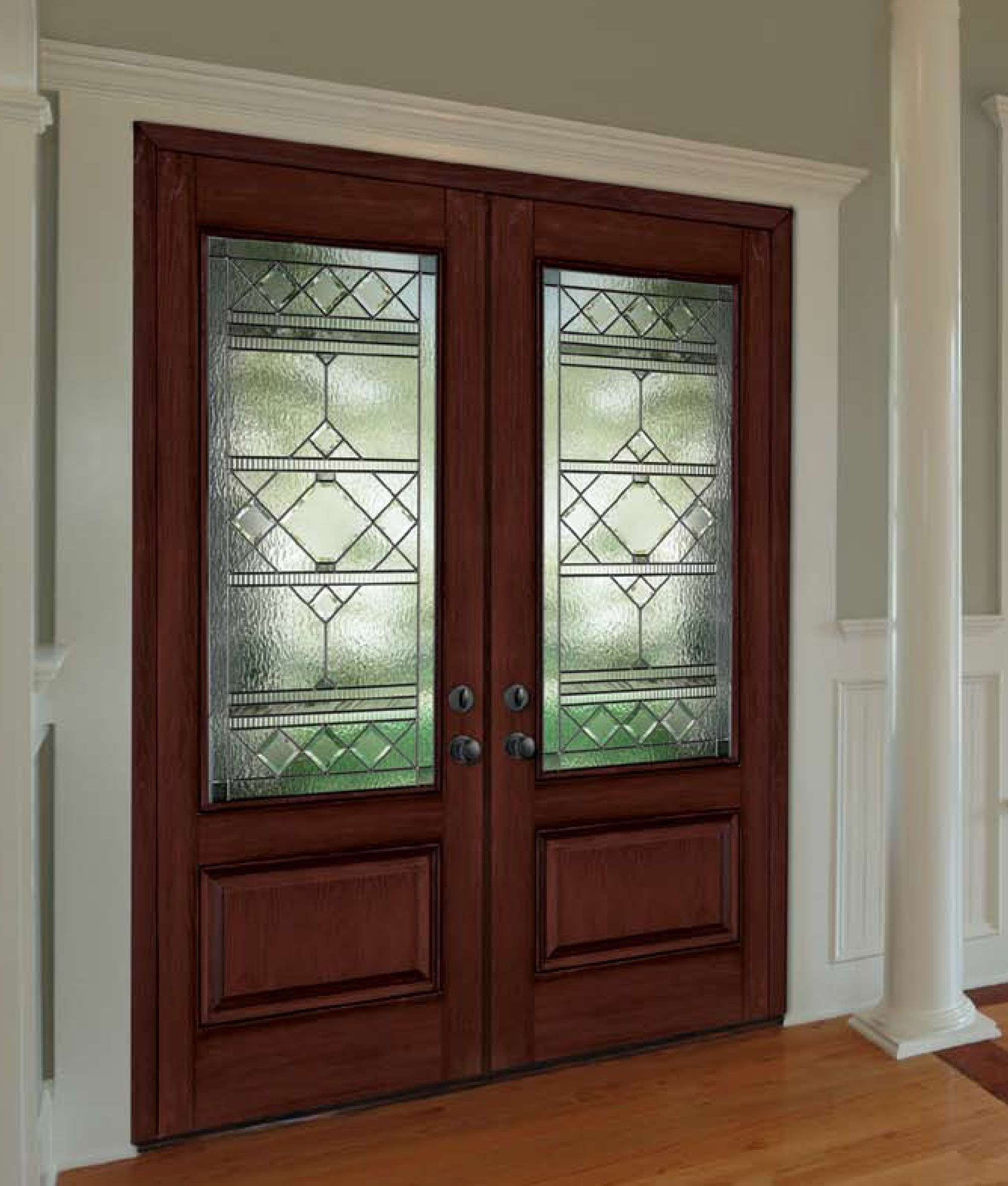 Fusion doors brock doors windows brock doors windows for Exterior doors and windows
