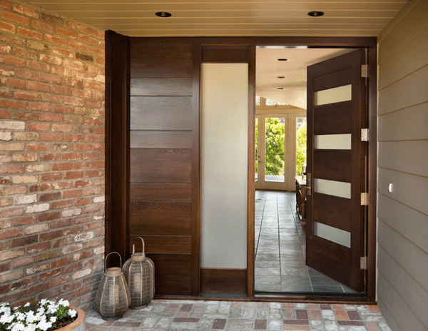 How entry doors can improve your home s energy efficiency for Energy efficient entry doors