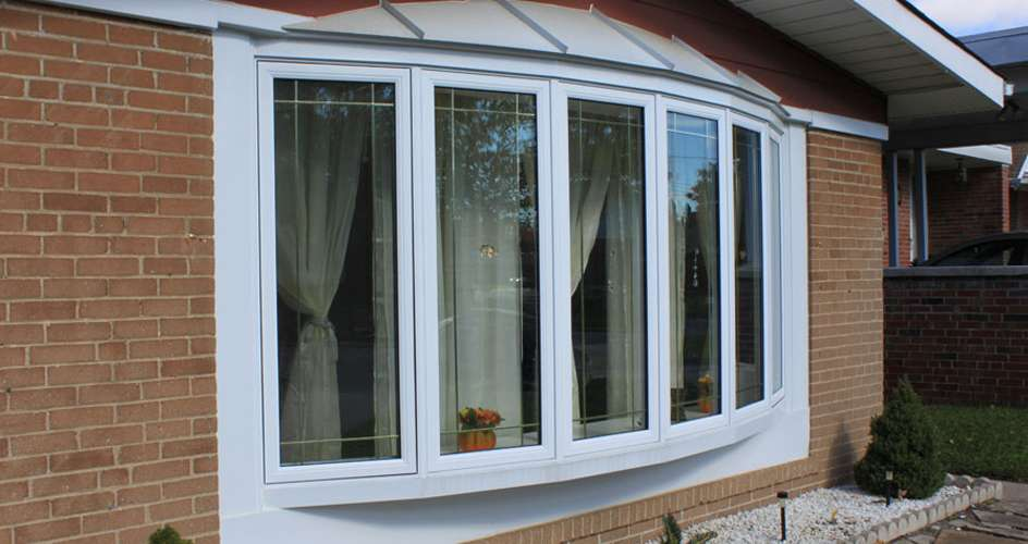 Difference Between Bay And Bow Windows : Is there a difference between bay windows and bow