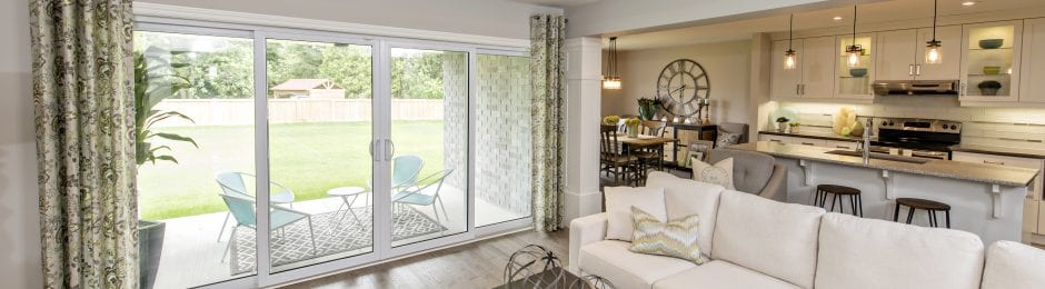 Toronto Vinyl Patio Door