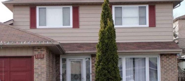 Scarborough, ON with replacement windows